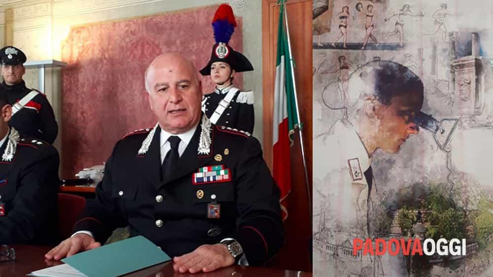 Calendario Storico Carabinieri 2019.Calendario Storico Dell Arma Un Inno Alla Cultura Che
