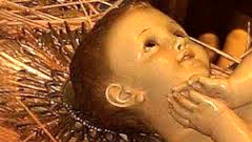 Profanato il presepe piazzola sul brenta rubata statua for Fiera piazzola sul brenta 2017