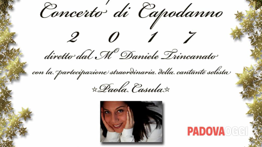 Concerto di capodanno 2017 dell 39 orchestra brenta a vigonza for Fiera piazzola sul brenta 2017
