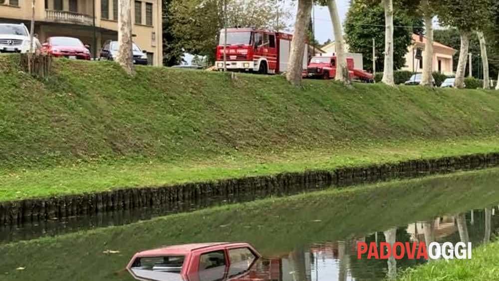 Auto nel fossato a cittadella 18 settembre 2017 for Fiera piazzola sul brenta 2017