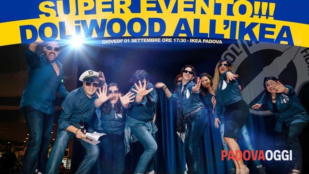Doliwood all'ikea di padova per il catalogo 2017 il 1 settembre ...