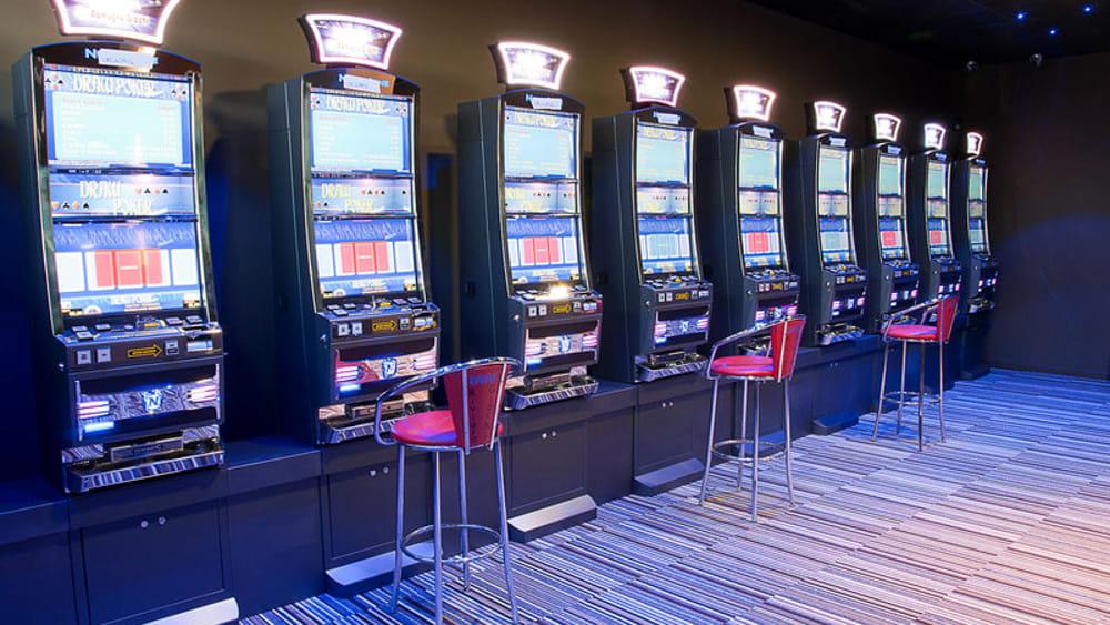 Orario accensione slot machine torino