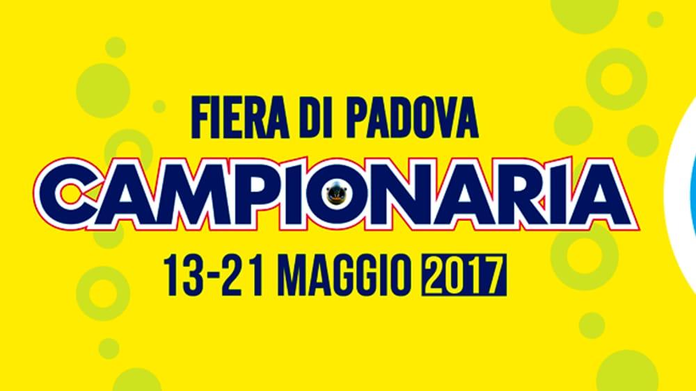 Fiera campionaria 2017 alla fiera di padova dal 13 al 21 for Fiera piazzola sul brenta 2017