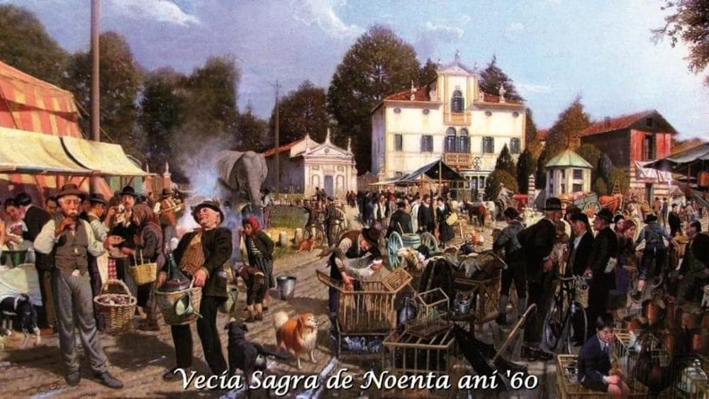Sagra del folpo a noventa padovana e antica fiera d for Fiera piazzola sul brenta 2017