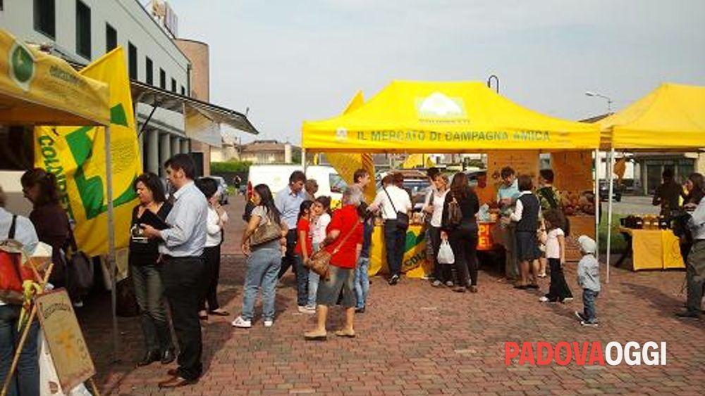 Coldiretti padova alla mandria mercato settimanale km0 for Mercato antiquariato padova