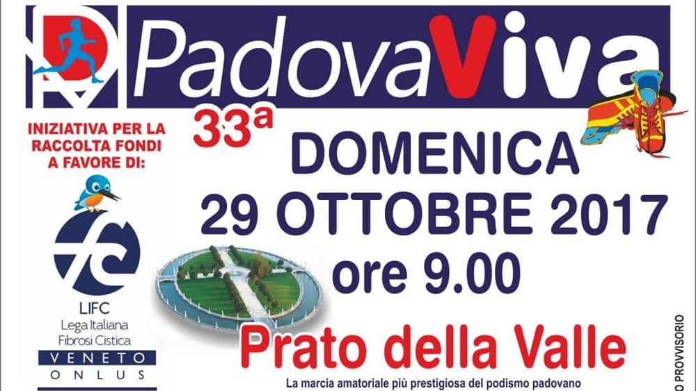 Calendario Marce Veneto.Xxxiii Padovaviva Corsa Non Competitiva Di Beneficenza In