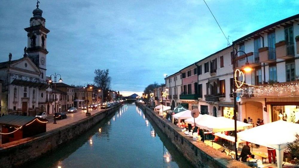 Mercatino di natale a battaglia terme l 39 11 dicembre 2016 for Fiera piazzola sul brenta 2017