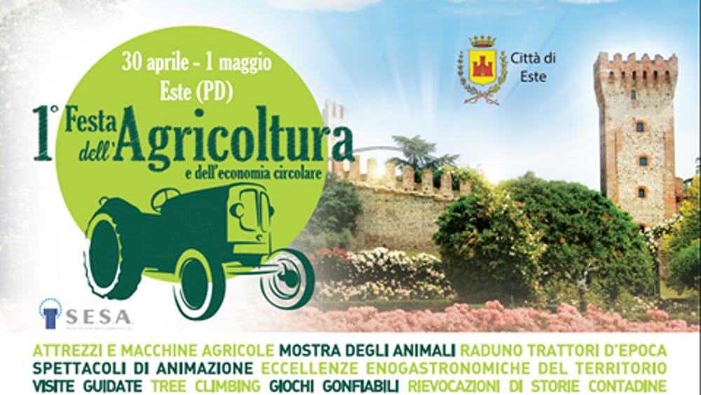 Calendario Manifestazioni Trattori D Epoca.Prima Festa Dell Agricoltura E Dell Economia Circolare Este