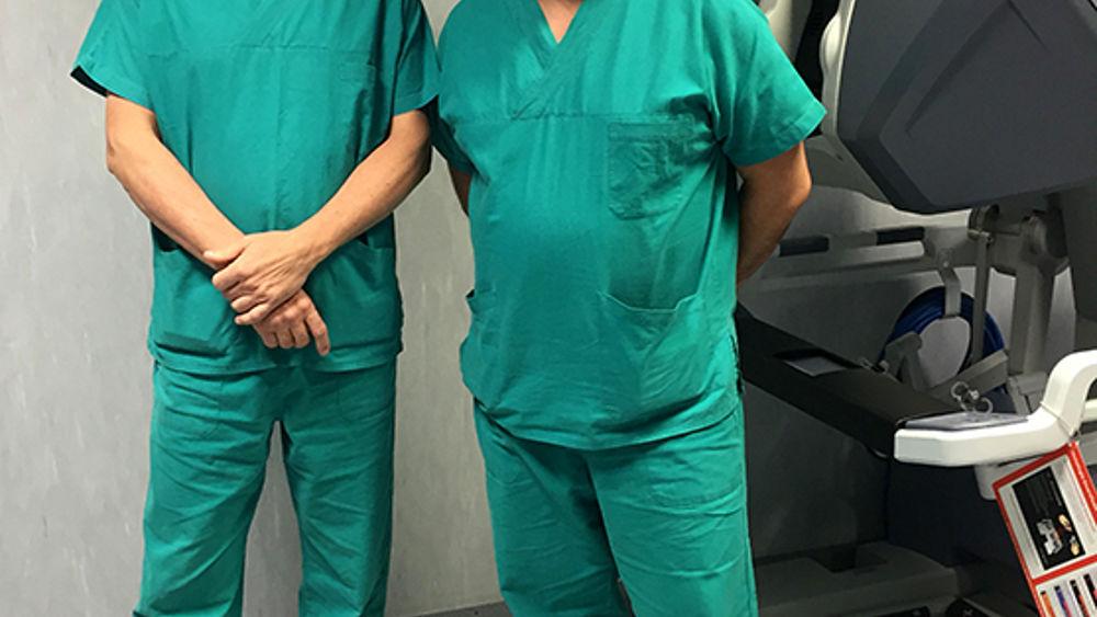 operazione prostata con robot verona 2016