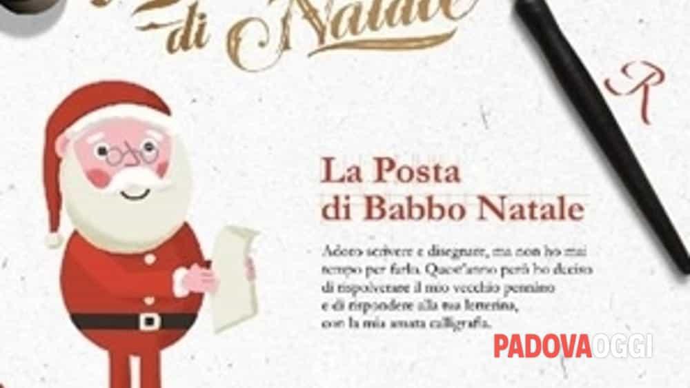 Babbo Natale Letterine.Caro Babbo Natale Ti Scrivo I Bambini Consegnano Le Letterine All