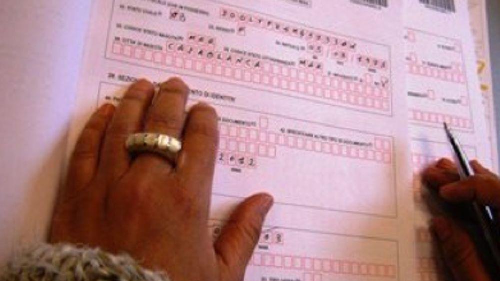 Scambio di persona per il test d\'italiano valido per il ...