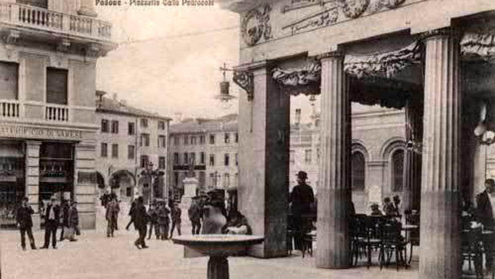Gaetana e mussa personaggi di padova gianni trivellato for Pedro padova