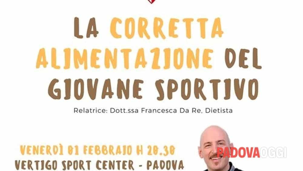 Elena Riz Calendario 2020.La Corretta Alimentazione Del Giovane Sportivo Incontro Al