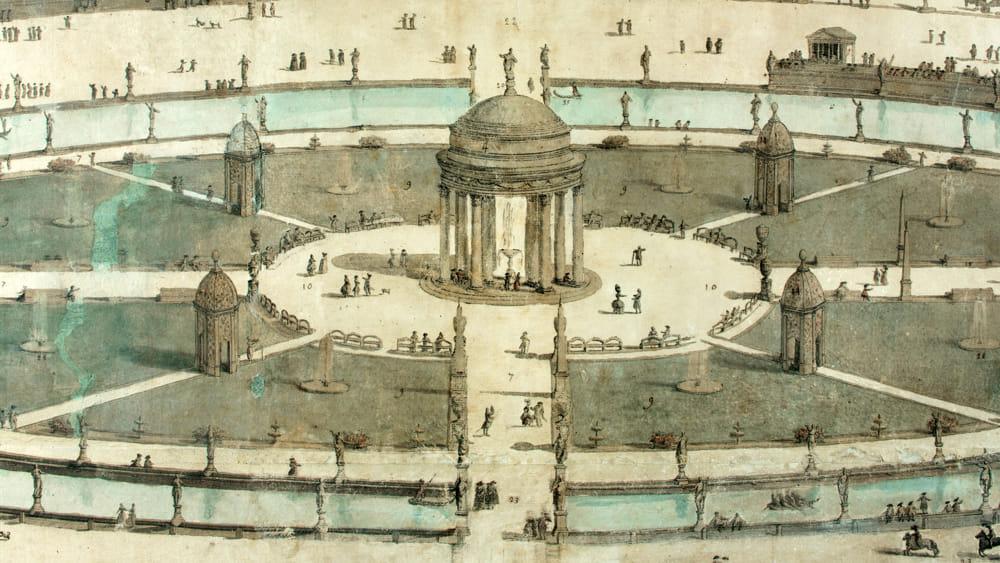 Domenico cerato architettura a padova nel secolo dei for Fiera piazzola sul brenta 2017