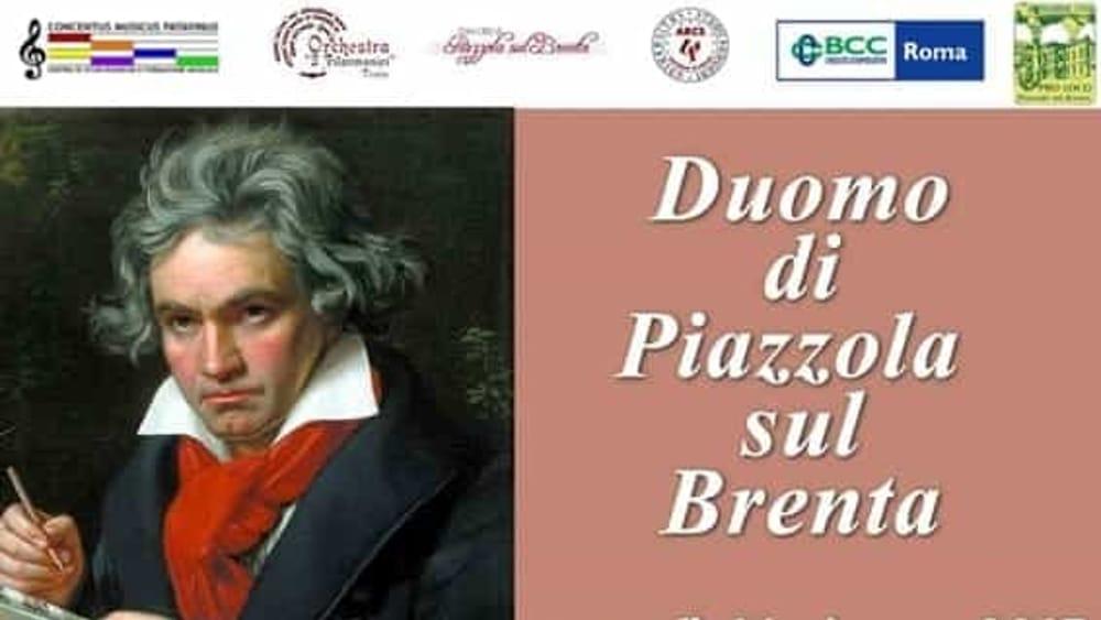 Sinfonia corale n 9 di ludwig van beethoven al duomo di for Fiera piazzola sul brenta 2017