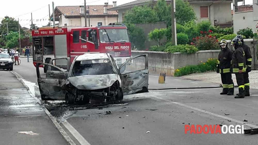 Incidente stradale a san martino di lupari in via serato for Fiera piazzola sul brenta 2017
