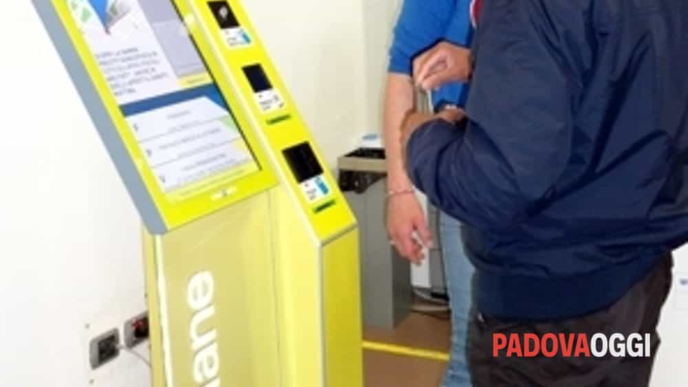 Nuovo Ufficio Postale Milano : Negli uffici postali padovani il nuovo conto bancoposta con carta