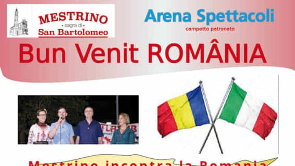 Calendario Ortodosso Rumeno 2020.Bun Venit Romania Festa Italia Romania A Mestrino Eventi A