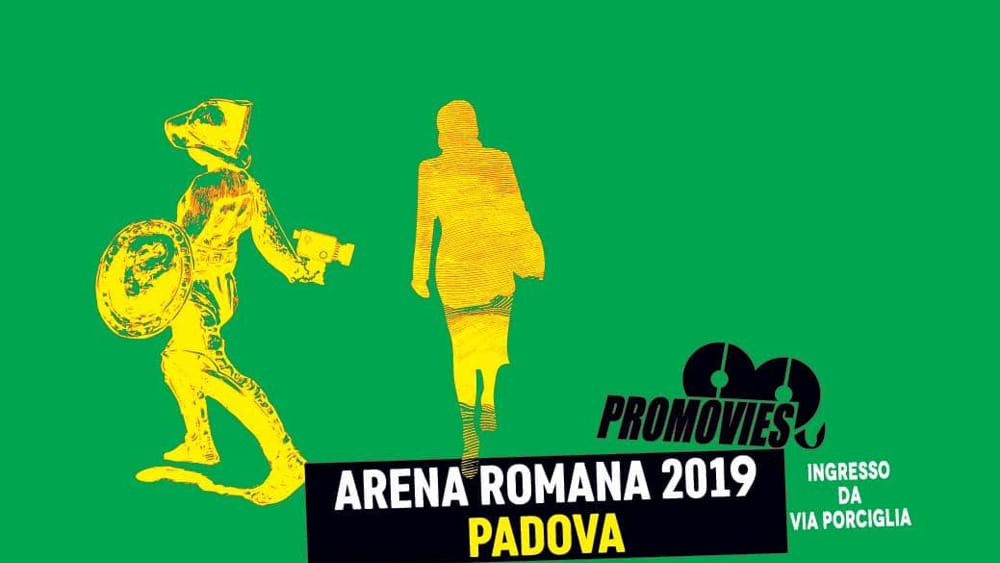 Calendario Cinema Petrarca.Arena Romana Estate 2019 Calendario Degli Spettacoli Dal